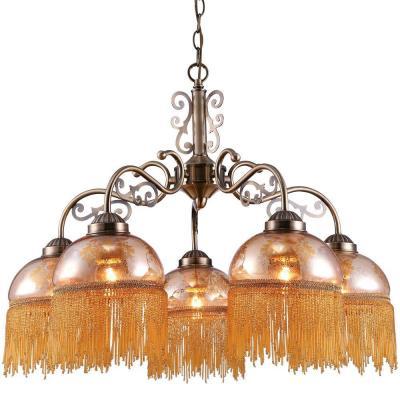 Подвесная люстра Arte Lamp Perlina A9560LM-5AB arte lamp подвесная люстра arte lamp bellator a8959sp 5br