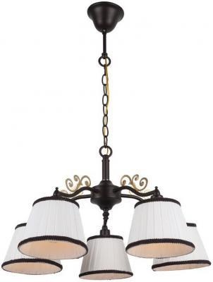 Подвесная люстра Arte Lamp Capri A6344LM-5BR