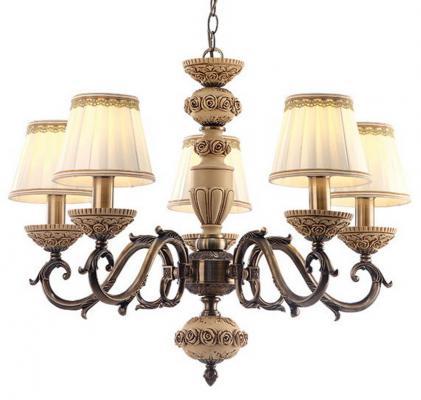 Подвесная люстра Arte Lamp Cherish A9575LM-5AB arte lamp подвесная люстра arte lamp bellator a8959sp 5br