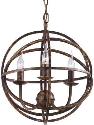 Подвесная люстра Arte Lamp Kopernik A1703SP-3BR arte lamp подвесная люстра arte lamp bellator a8959sp 5br