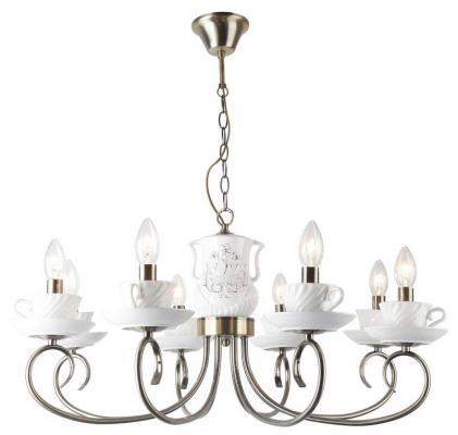 цена на Подвесная люстра Arte Lamp Teapot A6380LM-8AB