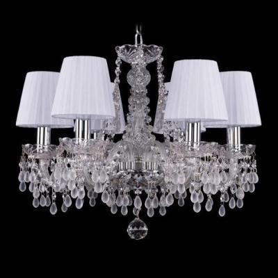 Подвесная люстра Bohemia Ivele 1410/6/160/Ni/V0300/SH2 bohemia ivele crystal 1410 6 160 ni 0300