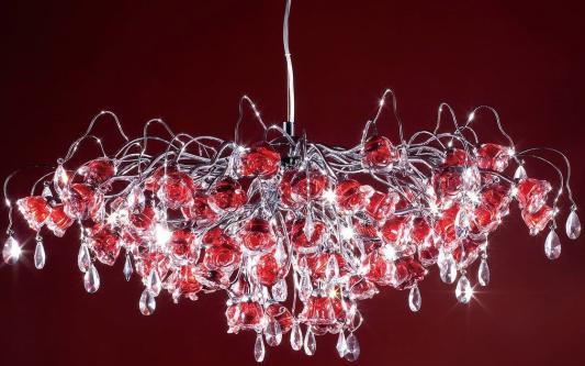 Подвесная люстра Citilux Rosa Rosso EL325P17.2