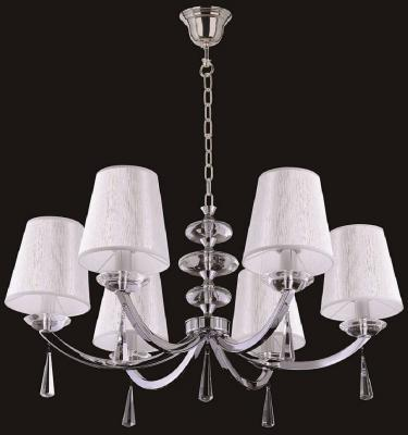 Подвесная люстра Crystal Lux Living SP6 high quality led modern minimalist crystal pendant lamp light luxury living room bedroom art creative restaurant hanging lights