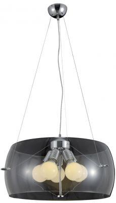 Подвесная люстра Crystal Lux Style SP5 Transparent crystal lux подвесная люстра crystal lux style sp5 transparent