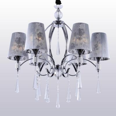 Подвесная люстра Crystal Lux Joy Sp6 люстра crystal lux fontain sp8