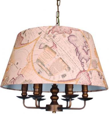 Подвесная люстра Favourite Mappa 1122-6P торшер favourite mappa 1122 1f