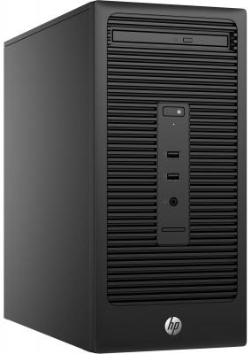 Системный блок HP 280 G2 MT Core i3-6100 4Gb 128Gb SSD DVD-RW Win10 Win64 клавиатура мышь X3K66EA#ACB
