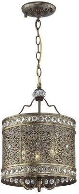 Подвесная люстра Favourite Karma 1626-3P подвесной светильник favourite karma 1627 3p