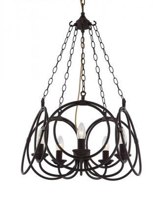 Подвесная люстра Favourite Ringe 1520-5P