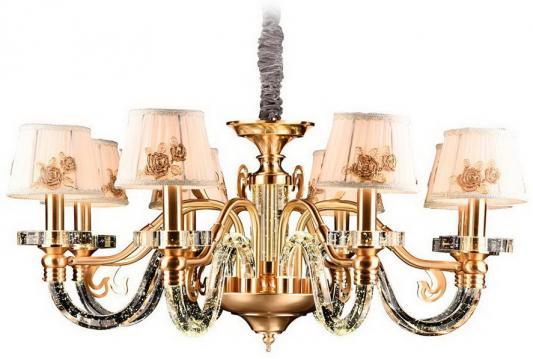 Подвесная люстра IDLamp Michel 404/8-LEDOldbronze idlamp idlamp 258 8 gold