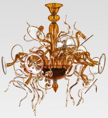 Подвесная люстра Lightstar Ricciolo 894153
