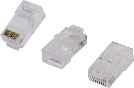 Коннектор Vcom RJ-45 5e категории UTP 20шт VNA2200