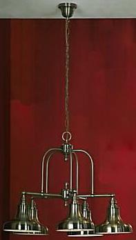 Купить Подвесная люстра Lussole Sona LSL-3003-05