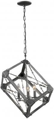 Подвесная люстра Lussole Loft 10 LSP-9683 подвесной светильник lussole loft lsp 9683