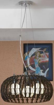 Подвесная люстра Lussole Fenigli LSX-4173-03 потолочный светильник lussole lsx 4173 03