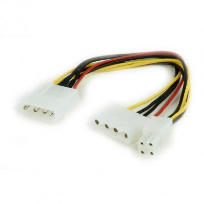 Разветвитель питания Gembird Molex->Molex + ATX 4 пин CC-PSU-4