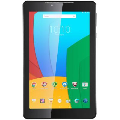 Планшет Prestigio Wize 3797 7 8Gb черный серый Wi-Fi 3G Bluetooth Android W1PMT37973GCDGCIS планшет 4good t703m 7 4gb черный wi fi 3g bluetooth android t703m3g4gb