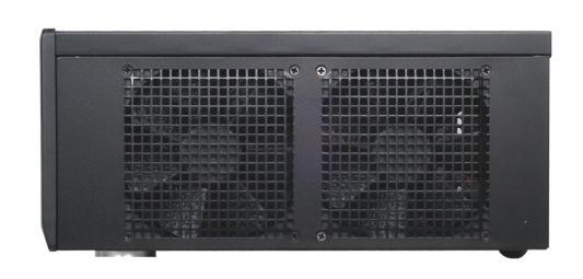 Корпус ATX SilverStone Grandia GD05B Без БП чёрный