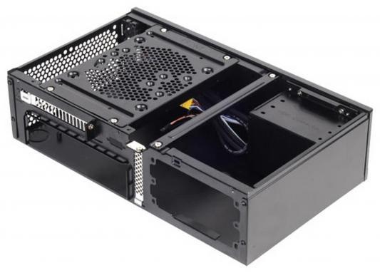 Корпус mini-ITX SilverStone Milo SST-ML05B Без БП чёрный