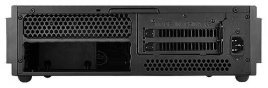 Корпус mini-ITX SilverStone Milo SST-ML07B Без БП чёрный