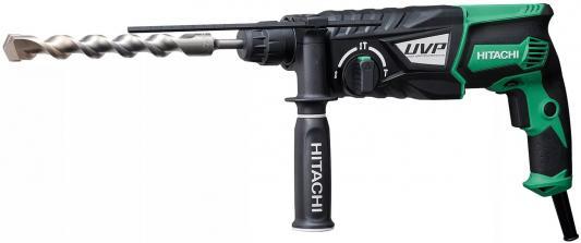 Перфоратор Hitachi DH28PCY 850Вт перфоратор hitachi dh28pcy 850вт