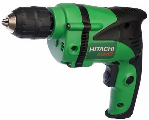 Дрель-шуруповерт Hitachi D10VC2 460Вт