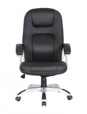 Кресло College XH-869 чёрный кресло для руководителя college college xh 869 beige