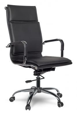 Кресло College XH-635 экокожа черный