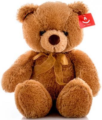 Мягкая игрушка Aurora Медведь плюш коричневый 46 см