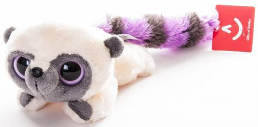 """Мягкая игрушка Aurora """"Юху и его друзья"""" - Юху плюш фиолетовый 16 см лежачий"""