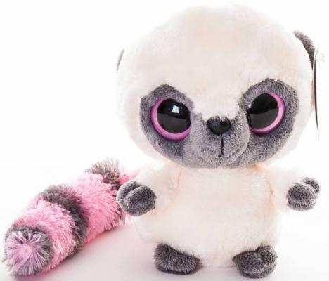 """Мягкая игрушка Aurora """"Юху и его друзья"""" - Юху плюш розовый 12 см"""
