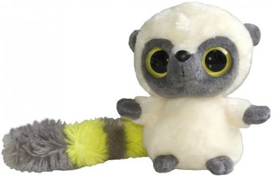"""Мягкая игрушка Aurora """"Юху и его друзья"""" - Юху плюш желтый 12 см"""