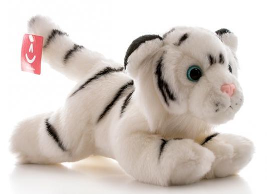 Мягкая игрушка тигр Aurora Белый тигр плюш синтепон белый 28 см