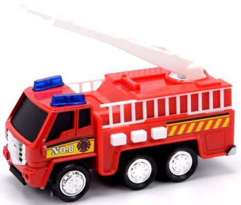 Машина Mighty Wheels Soma Пожарная красный 12 см со световыми и звуковыми эффектами цены онлайн