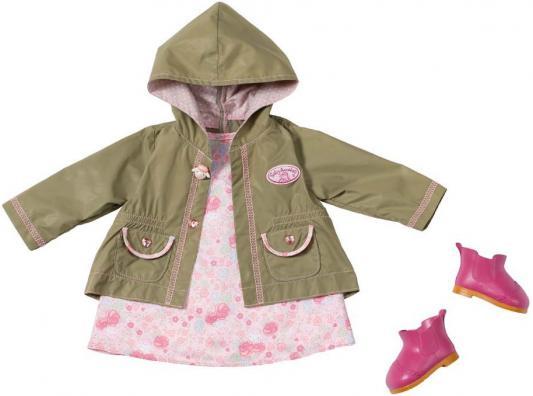 Одежда для кукол Zapf Creation Baby Annabell демисезонная 794616 куклы и одежда для кукол zapf creation baby born детское питание 12 пакетиков