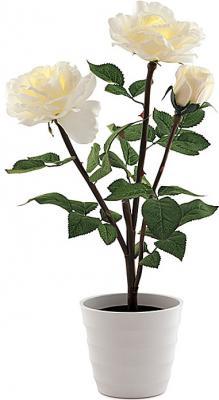 Настольная лампа СТАРТ LED роза 3 белый