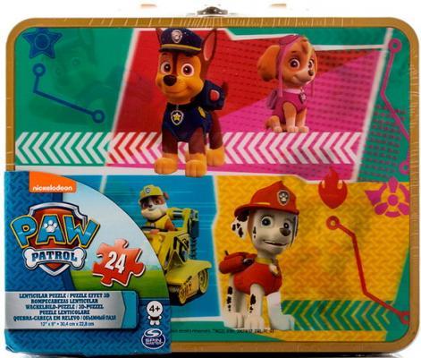 Игровой набор Paw Patrol Spinmaster 24 предмета 20066916 paw patrol игровой набор skye s 20079028