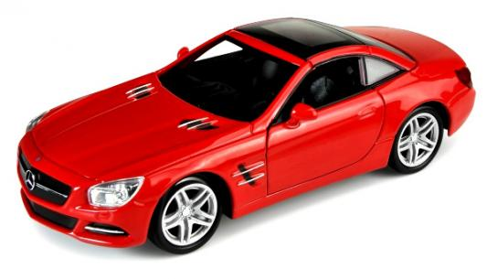 Автомобиль Welly Mercedes-Benz SL500 1:34-39
