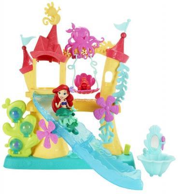 Дом для кукол Hasbro Disney Princess Замок Ариель для игры с водой