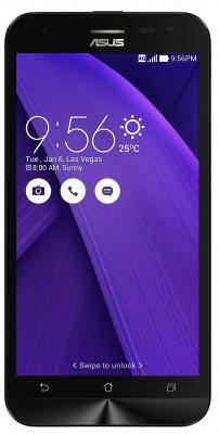 Смартфон ASUS Zenfone 2 Laser ZE500KL пурпурный 5 32 Гб LTE Wi-Fi GPS 90AZ00E5-M04750 ze500kl 1a435ru