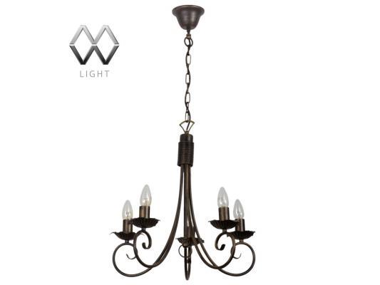 Подвесная люстра MW-Light Замок 249011205