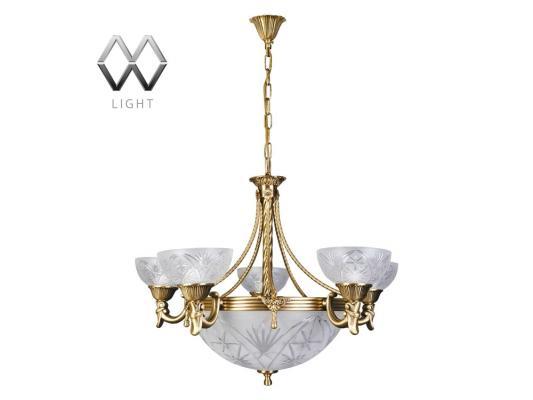 Подвесная люстра MW-Light Афродита 317011708 mw light подвесная люстра mw light афродита 2 317011708