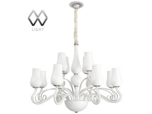 Подвесная люстра MW-Light Элла 483010112 mw light подвесная люстра mw light элла 483012008