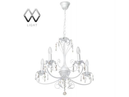Подвесная люстра MW-Light Свеча 23 301017105