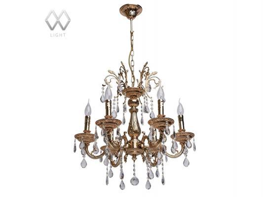 Подвесная люстра MW-Light Свеча 29 301019406