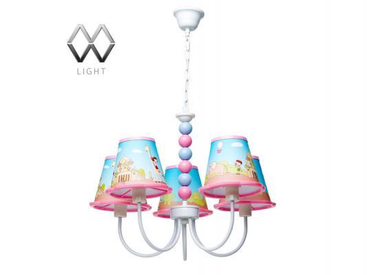 Подвесная люстра MW-Light Улыбка 365015405