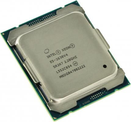 все цены на Процессор Dell Intel Xeon E5-2630v4 2.2GHz 25Mb 338-BJFH