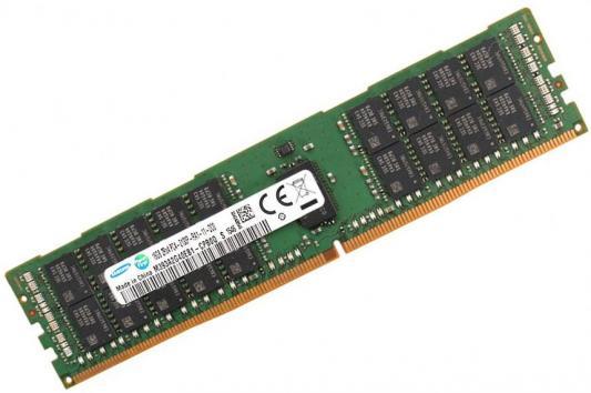 Оперативная память 16Gb PC4-17000 2133MHz DDR4 DIMM ECC Samsung Original M393A2G40EB1-CPB0Q