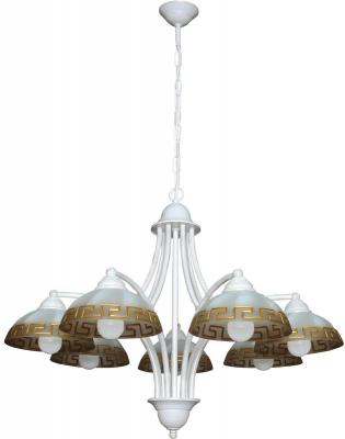 Подвесная люстра Аврора Афина 10053-7L